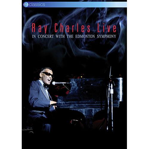 レイ・チャールズ / ライヴ・インコンサート~ウィズ・ザ・エドモントン・シンフォニー【DVD】