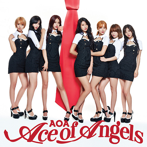 AOA / Ace of Angels【通常盤】【CD】