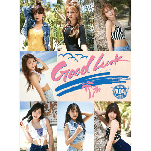 AOA / Good Luck【Type C 】【初回限定盤】【CD MAXI】【+α】