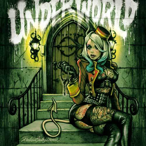 VAMPS / UNDERWORLD【初回限定盤B】【CD】【SHM-CD】【+DVD】