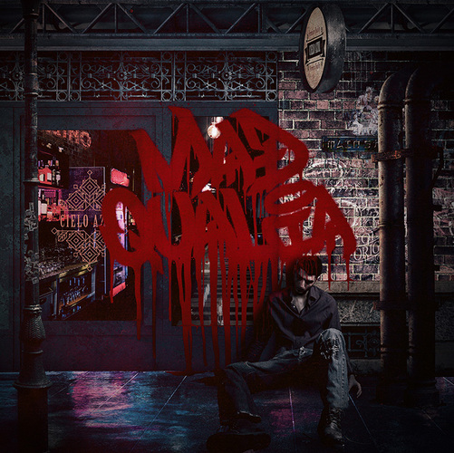 HYDE / MAD QUALIA【初回限定盤B】【CD MAXI】【+DVD】