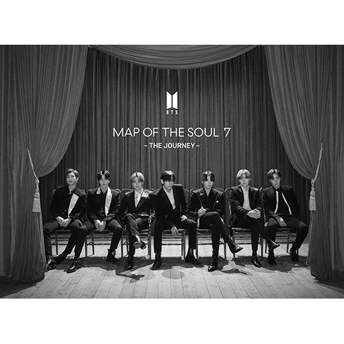 BTS / MAP OF THE SOUL : 7 ~ THE JOURNEY ~【初回限定盤A】【CD】【+Blu-ray】