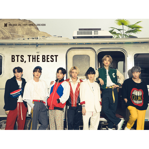 BTS / BTS, THE BEST【初回限定盤B】【CD】【+DVD】