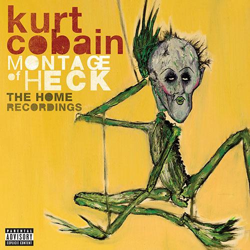 カート・コバーン / COBAIN: モンタージュ・オブ・ヘック~ザ・ホーム・レコーディングス【CD】【SHM-CD】