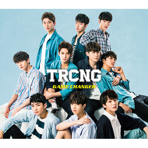 TRCNG / GAME CHANGER【通常盤】【CD MAXI】