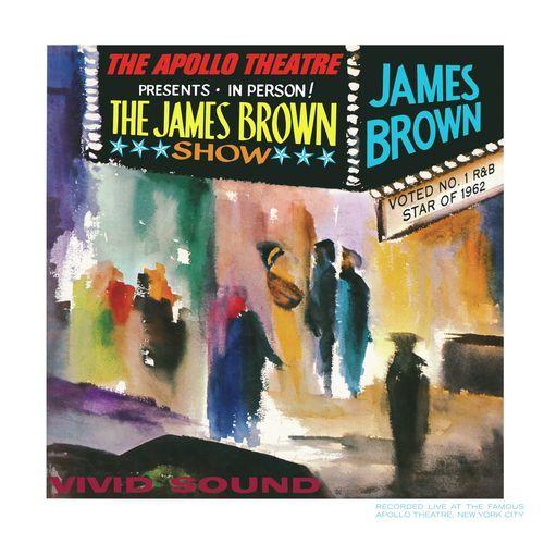 ジェームス・ブラウン / ライヴ・アット・ジ・アポロ+4【CD】【SHM-CD】