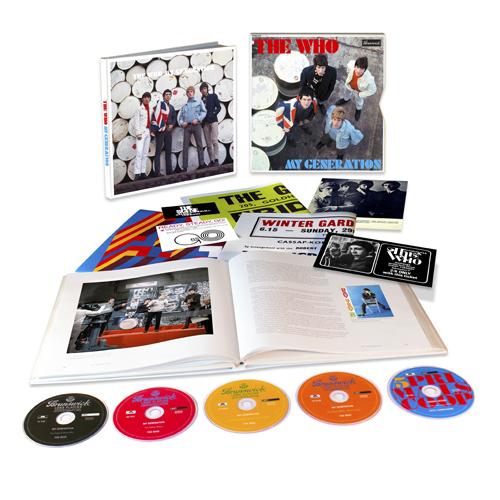 ザ・フー / マイ・ジェネレイション<スーパー・デラックス・エディション>【CD】【SHM-CD】