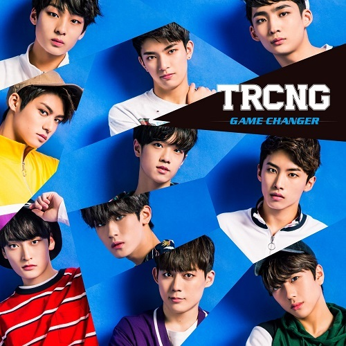 TRCNG / GAME CHANGER【初回限定盤B】【CD MAXI】【+フォトブック】