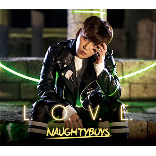 NAUGHTYBOYS / L.O.V.E. 【エルミン version】【CD MAXI】