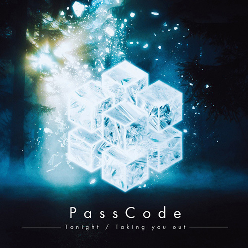 PassCode / Tonight / Taking you out【初回限定盤】【CD MAXI】【+DVD】
