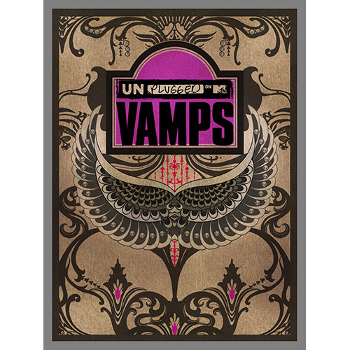 VAMPS / MTV Unplugged:VAMPS【初回限定盤】【Blu-ray】【+SHM-CD】