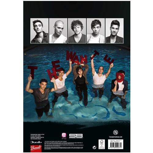 THE WANTED/THE WANTED 2013 CAL...