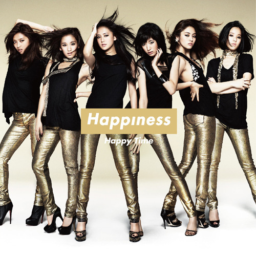 Happiness / Happy Time【通常盤】【CD】