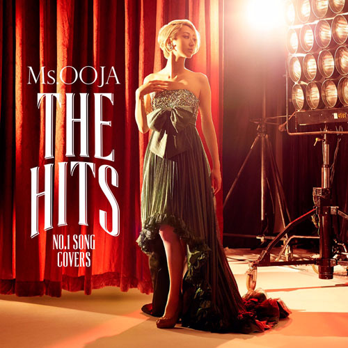 Ms.OOJA / THE HITS ~NO.1 SONG COVERS~【CD】