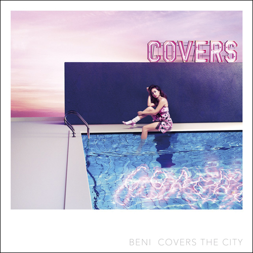 BENI / COVERS THE CITY【通常盤】【CD】