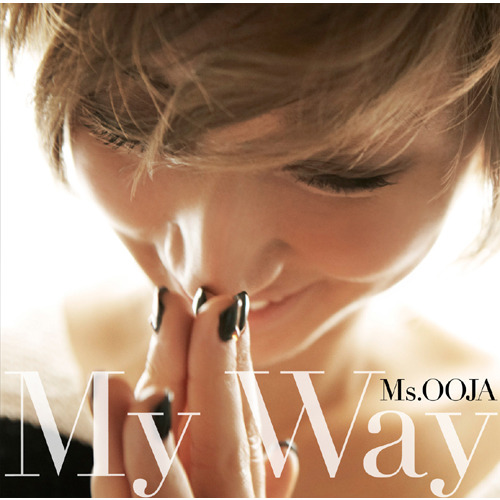 Ms.OOJA / My Way【CD MAXI】