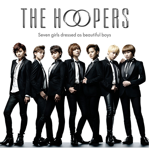 THE HOOPERS / イトシコイシ君恋シ【通常盤】【CD MAXI】