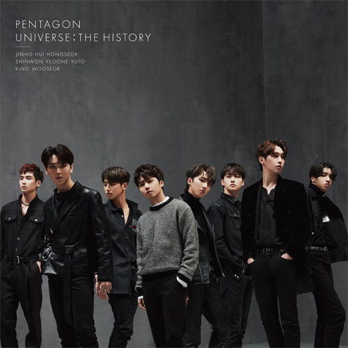 PENTAGON / UNIVERSE : THE HISTORY【初回限定盤A】【CD】【+DVD】