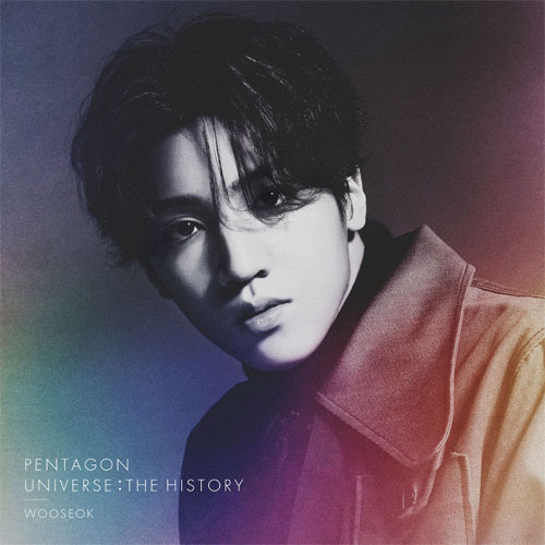 PENTAGON / UNIVERSE : THE HISTORY【ウソク盤】【CD】
