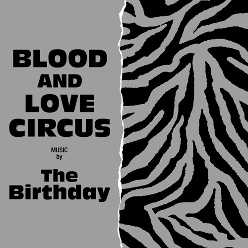 The Birthday / BLOOD AND LOVE CIRCUS【初回限定盤】【CD】【SHM-CD】【+DVD】
