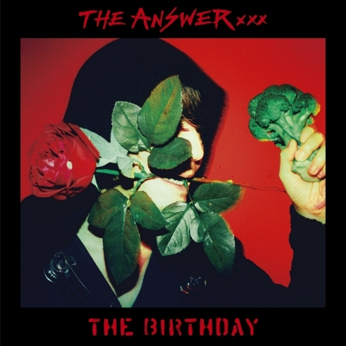 The Birthday / THE ANSWER【初回限定盤】【CD MAXI】【+DVD】
