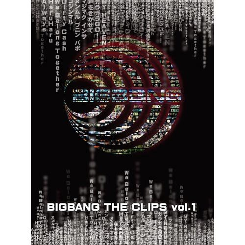 BIGBANG / BIGBANG THE CLIPS VOL.1【DVD】