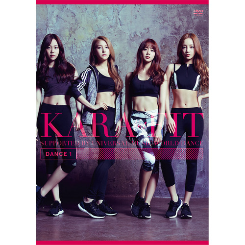 KARA / KARA the FIT 【Disc.1 「ミスター」for ウエスト・ヒップ・腿周り】【DVD】