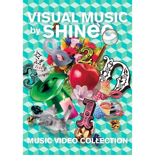 SHINee / VISUAL MUSIC by SHINee ~music video collection~【通常盤】【DVD】
