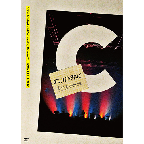 "フジファブリック / Official Bootleg Live & Documentary Movies of ""CHRONICLE TOUR""【DVD】"