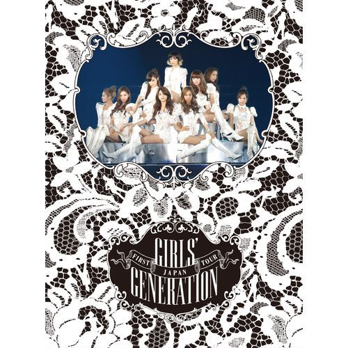 少女時代 / JAPAN FIRST TOUR GIRLS' GENERATION【DVD】