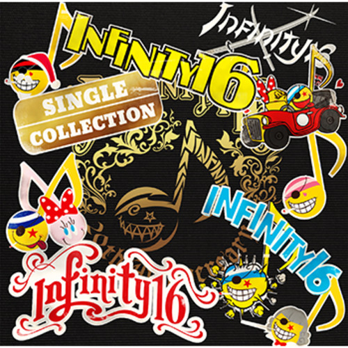INFINITY 16 / Single Collection【CD】