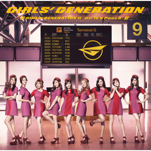 少女時代 / GIRLS' GENERATION II ~Girls & Peace ~【通常盤】【CD】