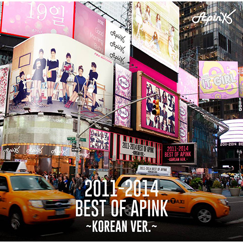 Apink / 2011-2014 Best of Apink  ~KoreanVer.~【CD】