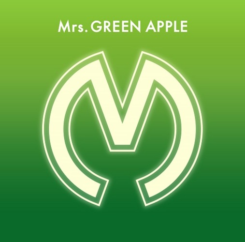 Mrs. GREEN APPLE / Mrs. GREEN APPLE【通常盤】【CD】
