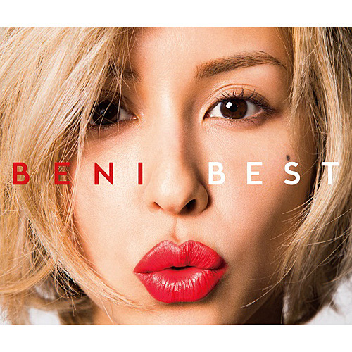 BENI / BEST All Singles & Covers Hits【初回プレス限定・豪華盤】【CD】【+DVD】