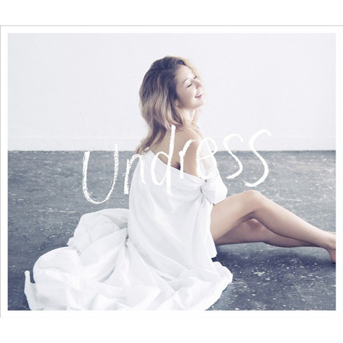 BENI / Undress【初回限定盤】【CD】【+DVD】