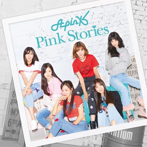 Apink / Pink Stories【初回生産限定盤C】【ナウンVer.】【ピクチャーレーベル仕様】【CD】