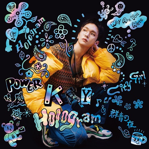 KEY / Hologram【LIMITED EDITION(初回限定盤)】【CD】【+DVD】【+Photo Booklet】