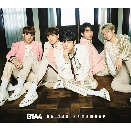 B1A4 / Do You Remember【通常盤】【CD MAXI】