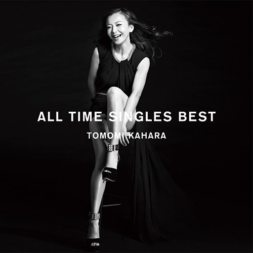 華原朋美 / ALL TIME SINGLES BEST【初回限定盤】【CD】【+DVD】
