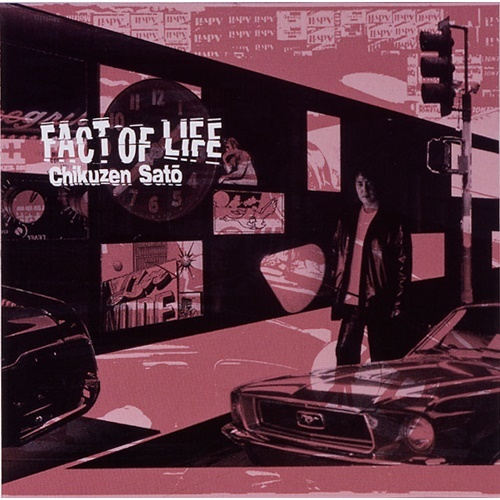 佐藤竹善 / FACT OF LIFE【CD】【UHQCD】