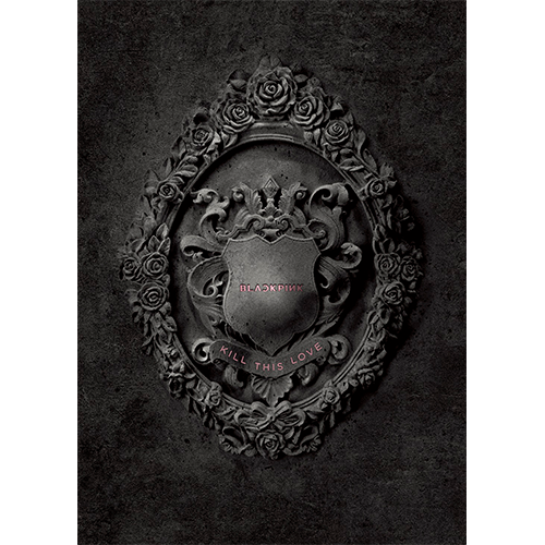 BLACKPINK / KILL THIS LOVE -JP Ver.-【初回限定盤(BLACK Ver.)】【CD】