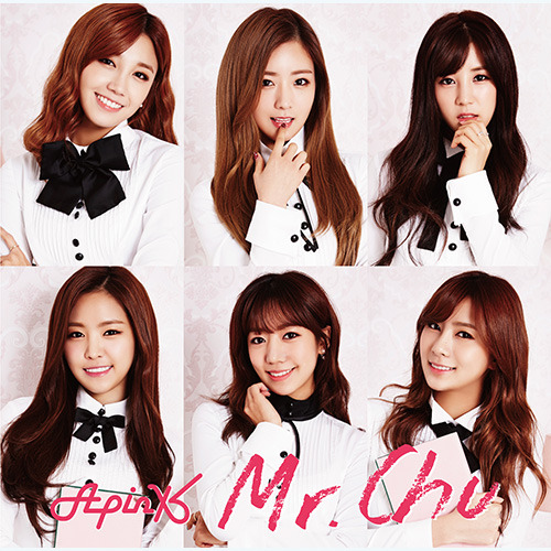 Apink / Mr. Chu(On Stage)~Japanese Ver.~【通常盤】【CD MAXI】