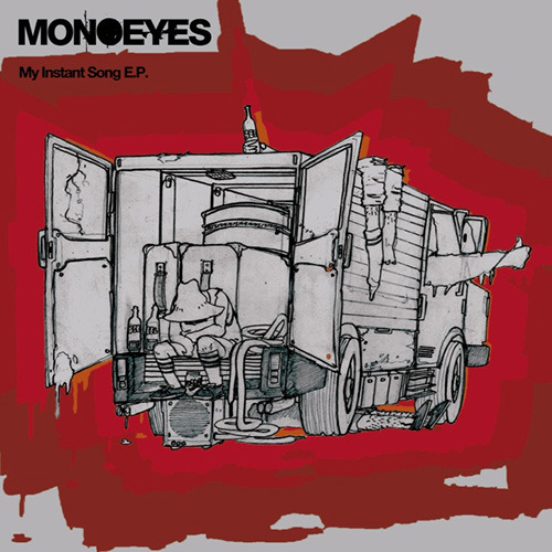 MONOEYES / My Instant Song E.P.【CD MAXI】