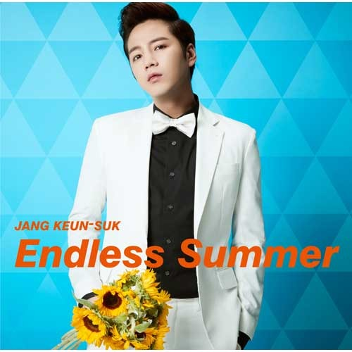 チャン・グンソク / EndlessSummer/Going Crazy【通常盤】【CD MAXI】