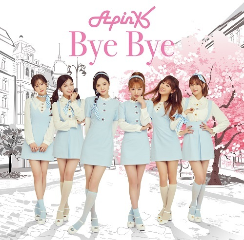 Apink / Bye Bye【初回生産限定盤C】【ピクチャーレーベル仕様】【ハヨンVer.】【CD MAXI】