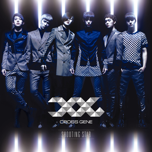 CROSS GENE / Shooting Star【初回盤B】【CD MAXI】【+ブックレット】