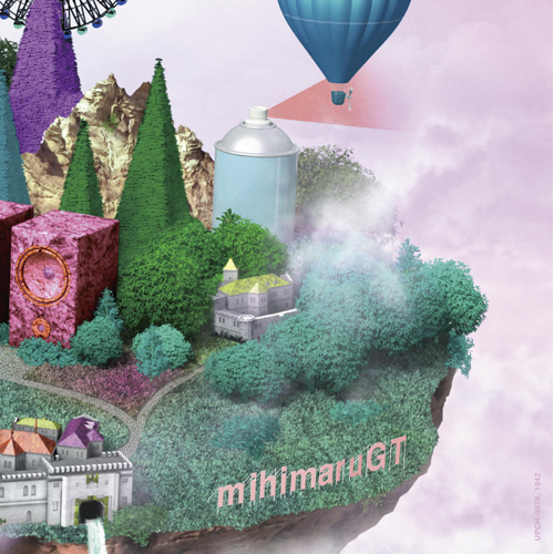 mihimaru GT / mihimaland【初回盤】【CD】【+DVD】