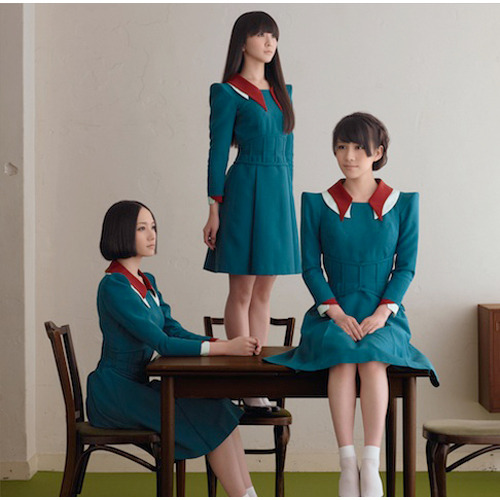 Perfume / Spending all my time【通常盤】【CD MAXI】