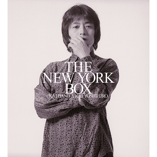 甲斐バンド 甲斐よしひろ / KAI BAND & KAI YOSHIHIRO NEW YORK BOX【CD】【+DVD】